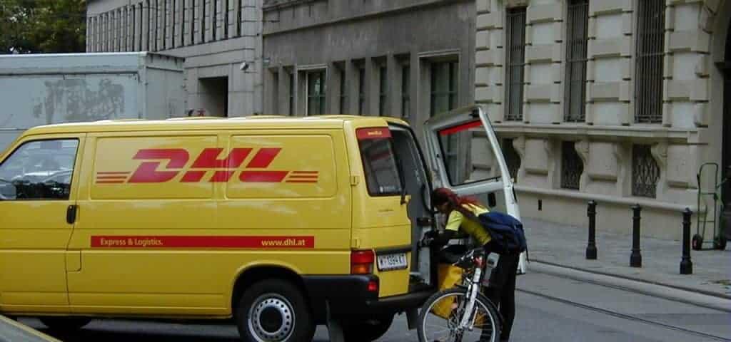 transport livraison vélo