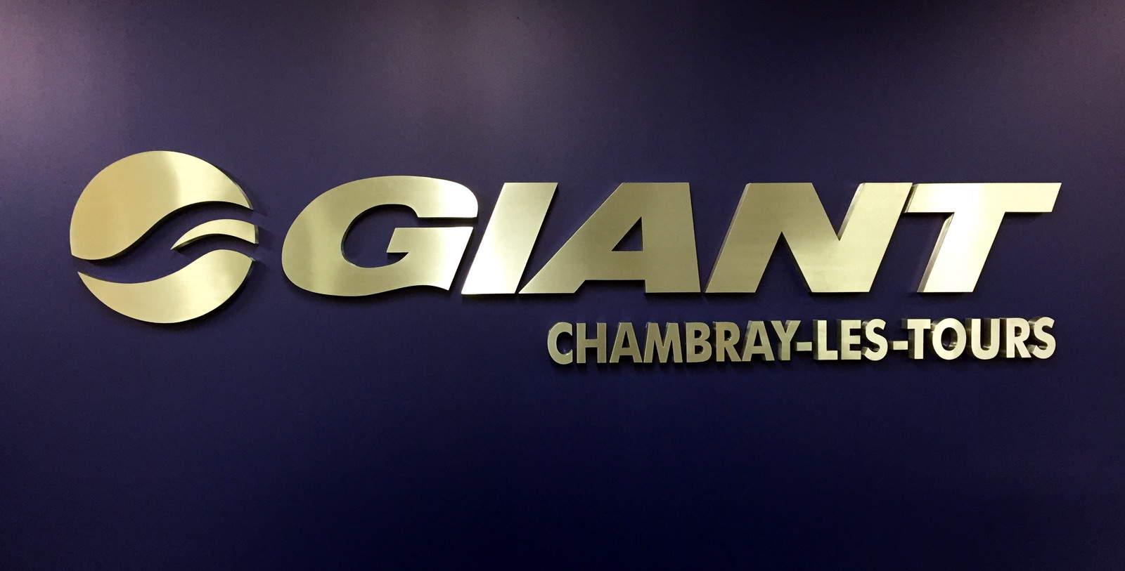 Logo GIANT Chambray-lès-Tours