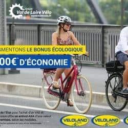bonus écologique vélo electrique