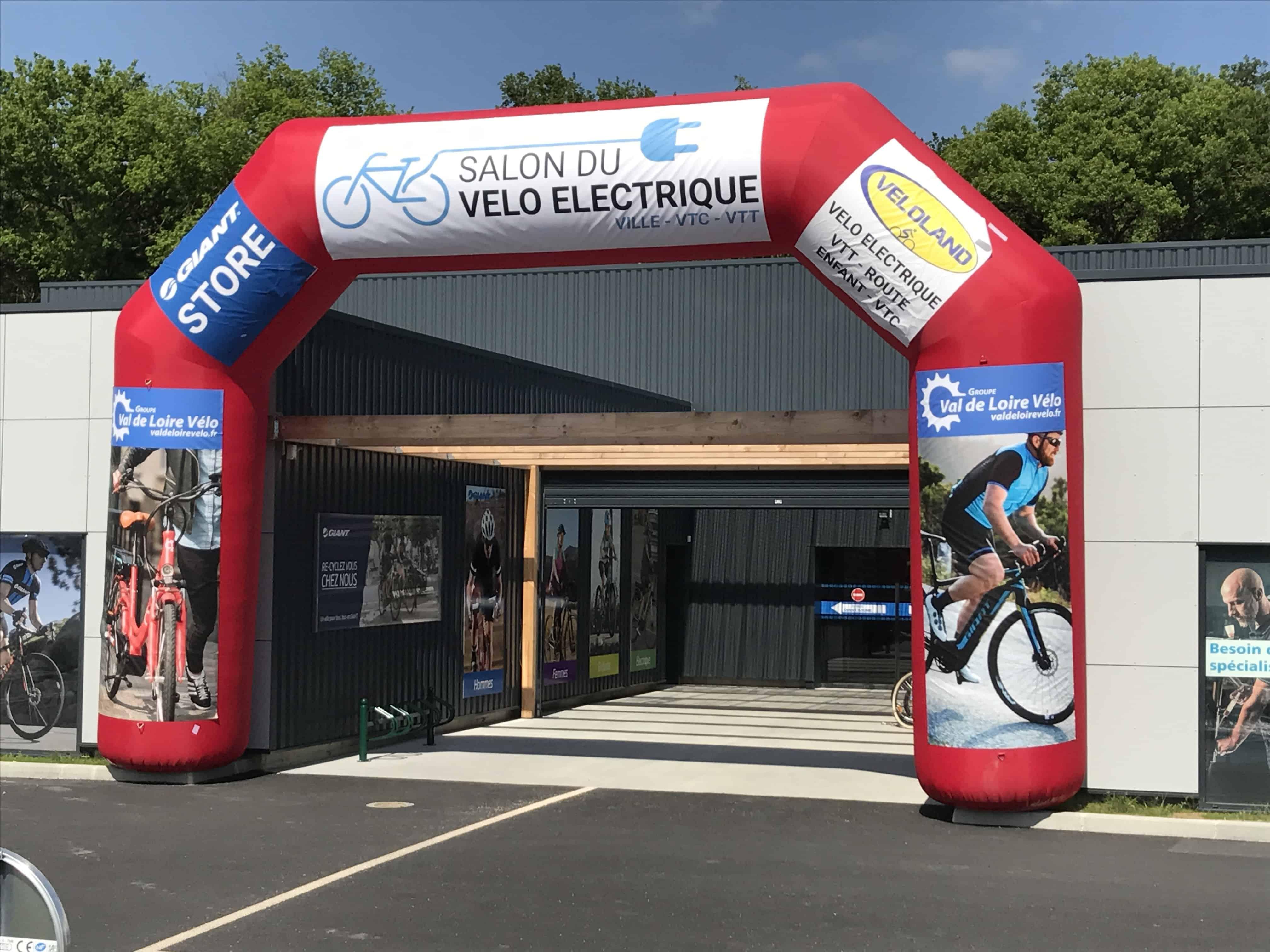 salon vélo électrique tours
