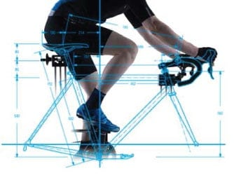 mesure statique bikefitting tours