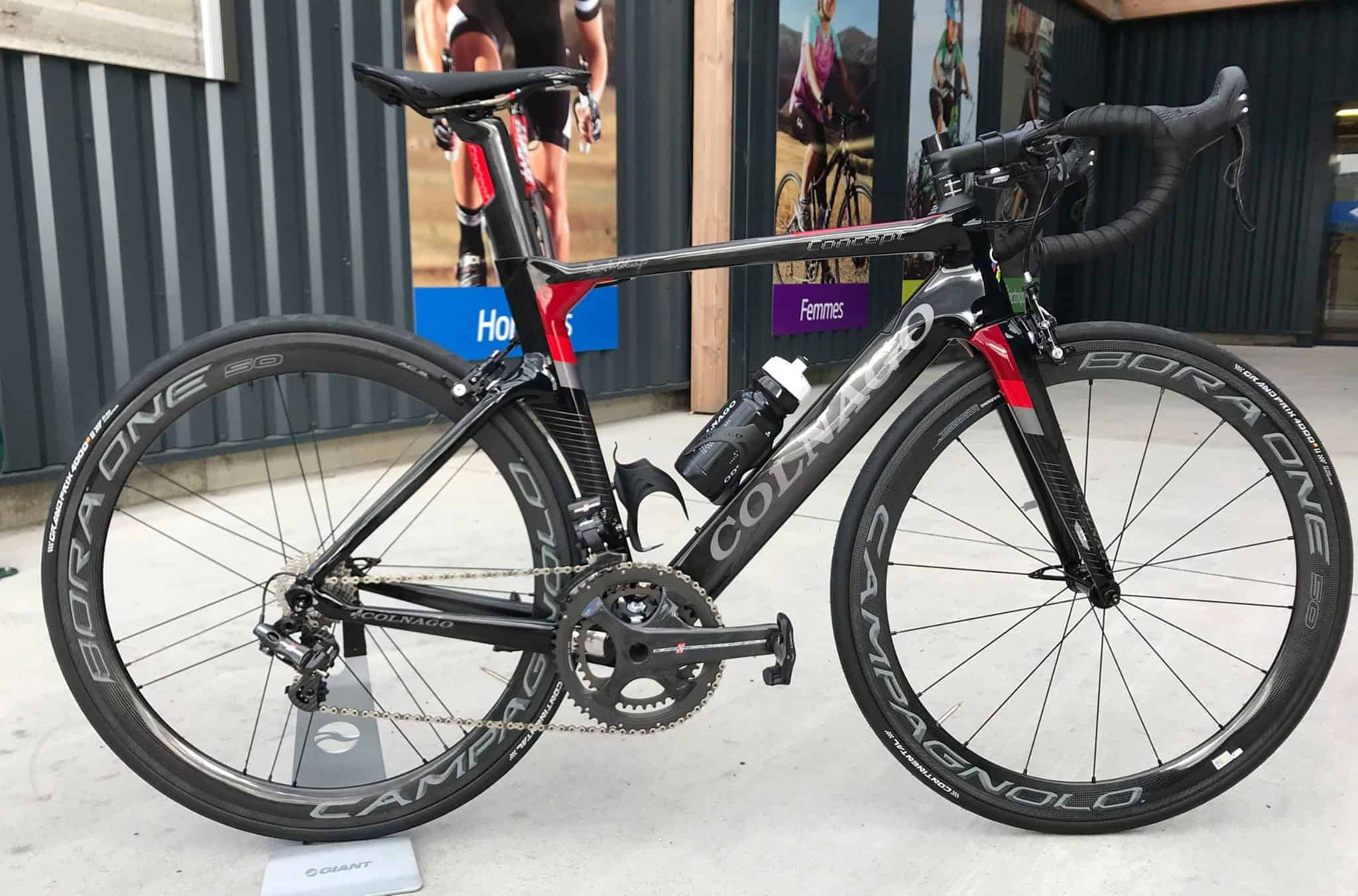 Colnago Concept rouge