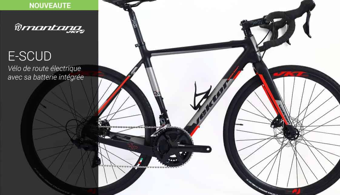 e-scud vélo de route électrique
