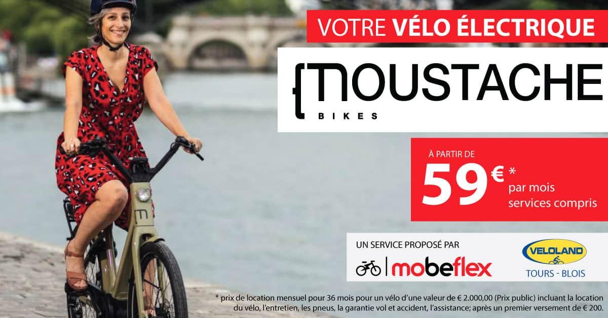 Mobeflex, location longue durée pour votre vélo